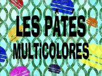 Patty hype  -  Les pâtés multicolores