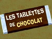 Chocolate with nuts  -  Les tablettes de chocolat