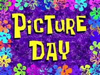 Picture day  -  Le jour de la photo