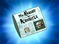 The Krabby Kronicle  -  Le journal du crabe